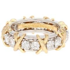 Tiffany & Co. Sixteen-Stone Ring
