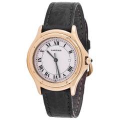 Cartier Cougar Watch