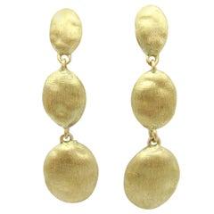 Marco Bicego Siviglia Three Drop Earrings