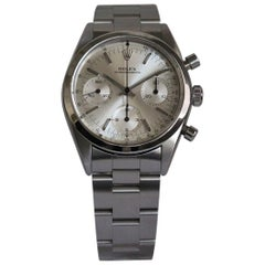 Rolex Men's Stainless Steel 6238 Pre Daytona Fully Serviced by Rolex