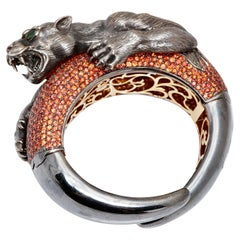 Sabbadini Panther Bracelet