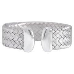Roberto Coin Sterling Silver Bracelet 58 Grams