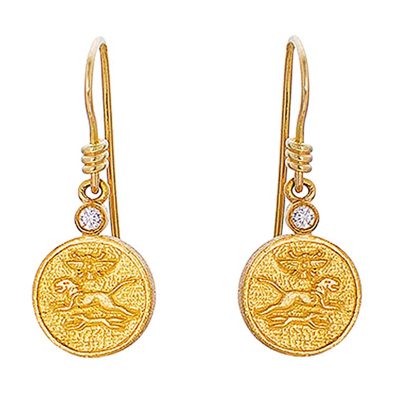 24 Karat Pure Gold Handcrafted Mios Ancient Egyptian Style ...