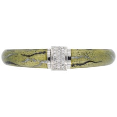 Soho Diamond Bangle Bracelet