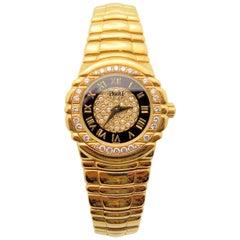 Ladies Diamond Piaget Tanagra Wristwatch
