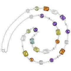 Quartz More Necklaces