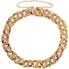 1960s Rose Gold Bracelet