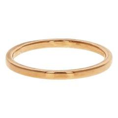 Vega Band 14 Karat Gold