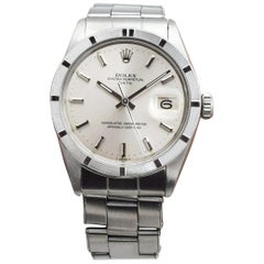 Rolex Date Automatic Ref. 1501 Stainless Steel Watch, 1969