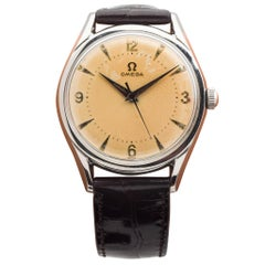 Omega Stainless Steel Watch, 1957