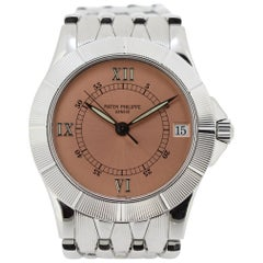 Patek Philippe 5080/1A Stainless Steel Neptune Watch, circa 1997