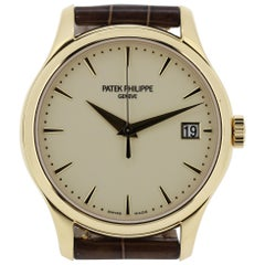 Patek Philippe 5227J-001 Hinge Back Calatrava Watch New