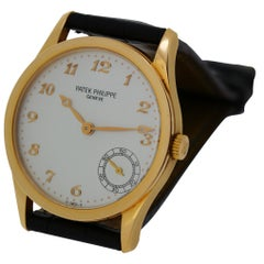 Patek Philippe 5026R-001 Automatic Calatrava Watch, circa 1999