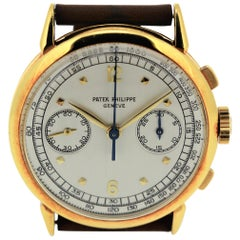 Patek Philippe 1579J Chronograph Watch, circa 1951