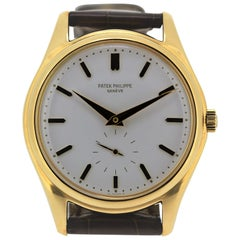 Patek Philippe 2526J 1st Automatic Calatrava Watch, circa 1954