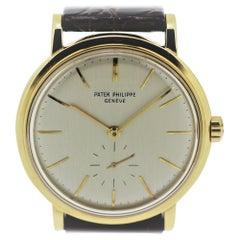 Patek Philippe 3429J Vintage Automatic Calatrava Watch, circa 1962