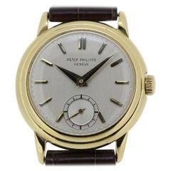 Patek Philippe 592J Vintage Calatrava Watch, circa 1940