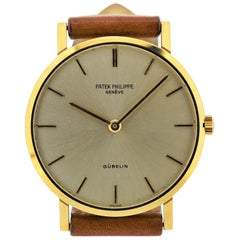 Patek Philippe 3512J Calatrava Extra Thin Watch, circa 1971