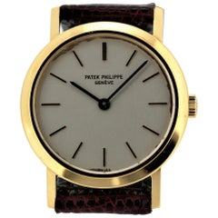 Patek Philippe 4184J Ladies Calatrava Watch, circa 1970