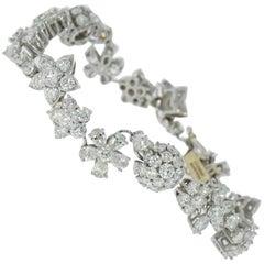 Van Cleef & Arpels Folie des Prés Diamond Bracelet