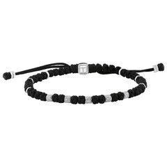 Macrame Mykonos Diamond Bracelet