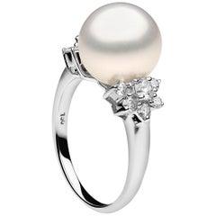 f3bbc079222 Yoko London South Sea Pearl and Diamond Ring