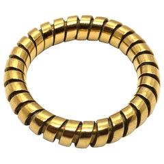 Bulgari Tubogas Gold Ring