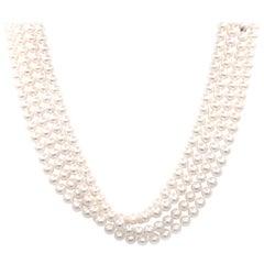 Tiffany & Co. Ziegfeld Collection Pearl Necklace