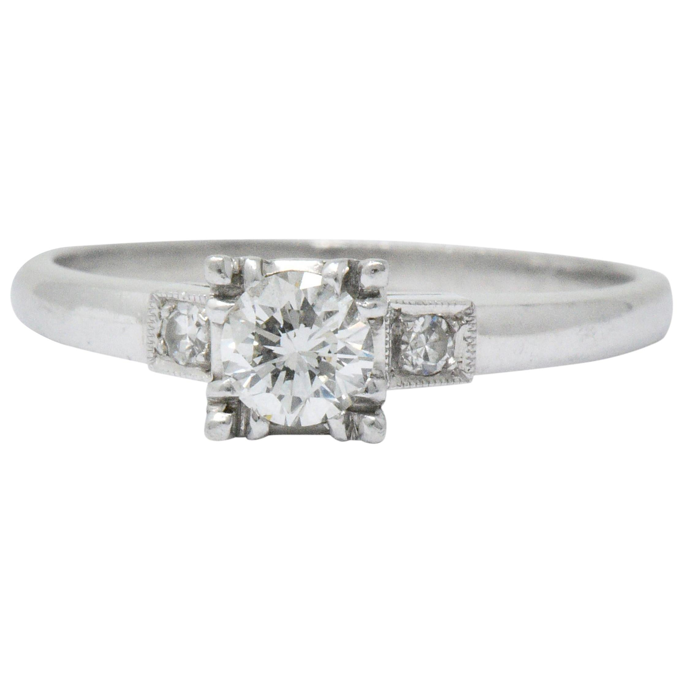 1950s Engagement Rings 218 For Sale At 1stdibs