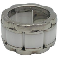 TAG Heuer Steel and Ceramics Ring