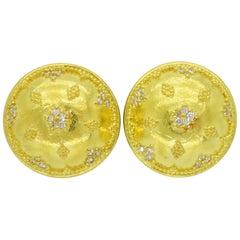 Maija Neimanis Diamond Earrings