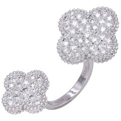 Van Cleef & Arpels Magic Alhambra Between Fingers Ring
