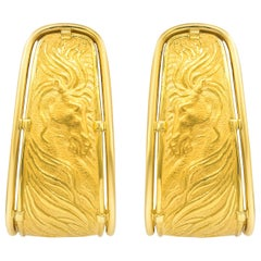 Carrera y Carrera Equus Earrings