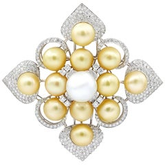 Diana M. Jewels Brooches