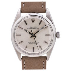 Rolex Oyster Perpetual Ref 1002 Chronometer, circa 1966
