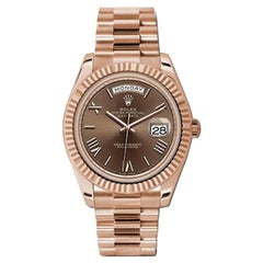 Oyster Perpetual Day-Date 228235 Chorp, Certified Authentic