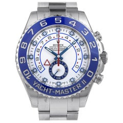Oyster Perpetual Yacht-Master II 116680, Certified Authentic