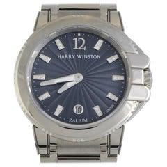 Harry Winston Ocean Sport' Ѣ Ladies Chronograph and Diver OCSQHD36ZZ003