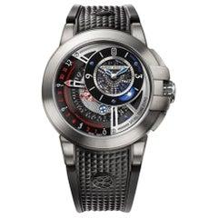 Project Z8 Dual Time OCEATZ44ZZ009, Certified Authentic