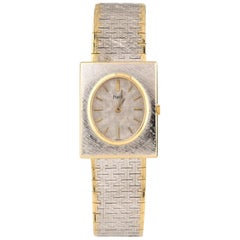 Piaget Women's Ultra-Thin 18 Karat Two-Tone Gold Hand-Winding Watch