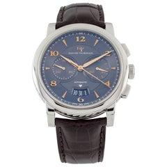 David Yurman Classic T730 Chronograph Stainless Steel Automatic Men's Watch