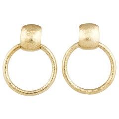 Tiffany & Co. Paloma Picasso Door Knocker Earrings