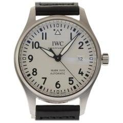 IWC New Pilot Mark XVIII IW327002 Stainless Steel Box/Paper/2 Year Warranty