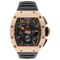 Richard Mille Felipe Massa Boutique Edition Flyback Chronograph Watch RM011