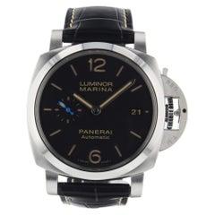 Panerai Luminor Marina 1950 3 Days Steel Automatic Watch PAM01392