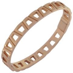 18 Karat Rose Gold Theodora Bracelet