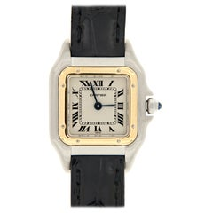 Cartier 2-Tone Panthere Ladies Watch