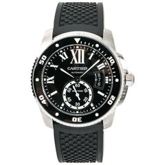 Cartier Calibre De Diver 3729 W7100056 Men's Automatic Watch with Box and Papers