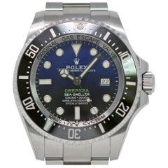 Rolex New Deepsea 126660 Steel Basel 2018 Release Deep Blue Complete B&P #RL406