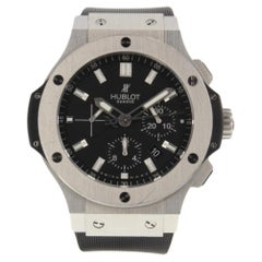Hublot Big Bang Chronograph Steel Automatic Men's Watch 301.SX.1170.RX Mint